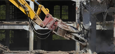 demolition waste recycling manchester