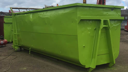 roro containers Prestwich roll on roll of container